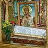 Schitul Iezer<br /> moaște sf Antonie